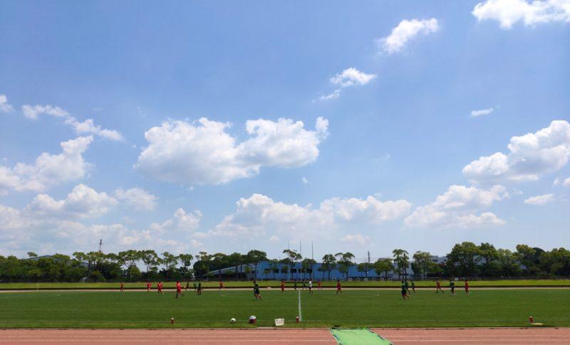 鳥栖陸上競技場 サッカー ジラソーレシニア